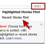 Show Facebook Posts In The Order They Are Written