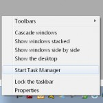 window task manager