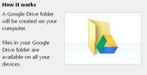 google drive on your computer