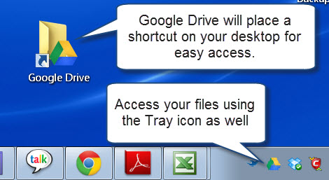 how to use google drive on your computer