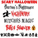 10 Free Spooky Halloween Fonts