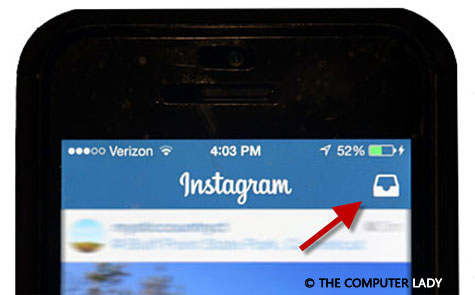 How to View a Private Message on Instagram