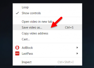 How to Save A YouTube Video to your Computer