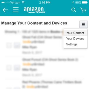 How to Add Someone to your Amazon Prime Account Using the Amazon App