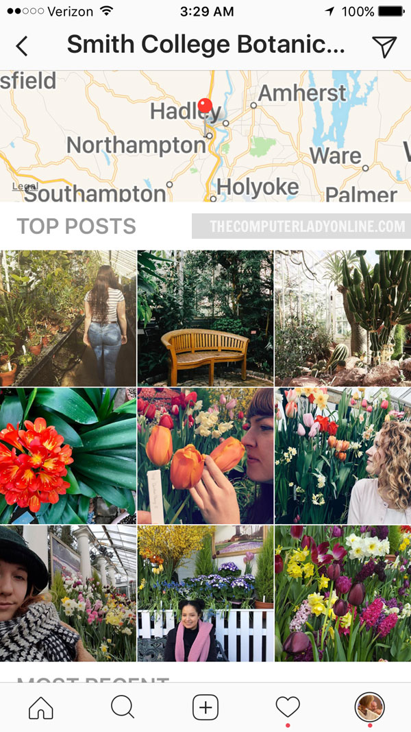 How to add a Location or Geotag a Photo or Video on Instagram