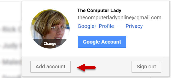 How to Create a Second Gmail Account