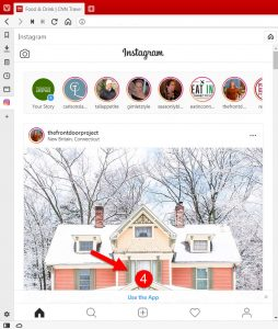 How to Add a Photo to Instagram using a Computer