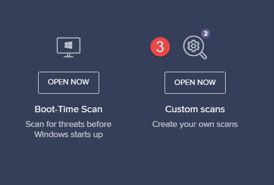 How to Schedule a Weekly Scan on Avast Free Antivirus