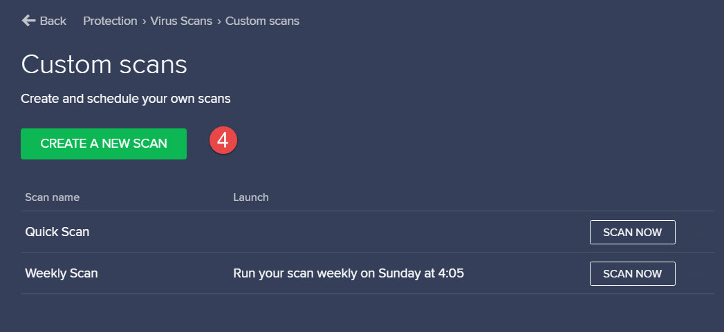 How to Schedule a Daily Scan on Avast Free Antivirus