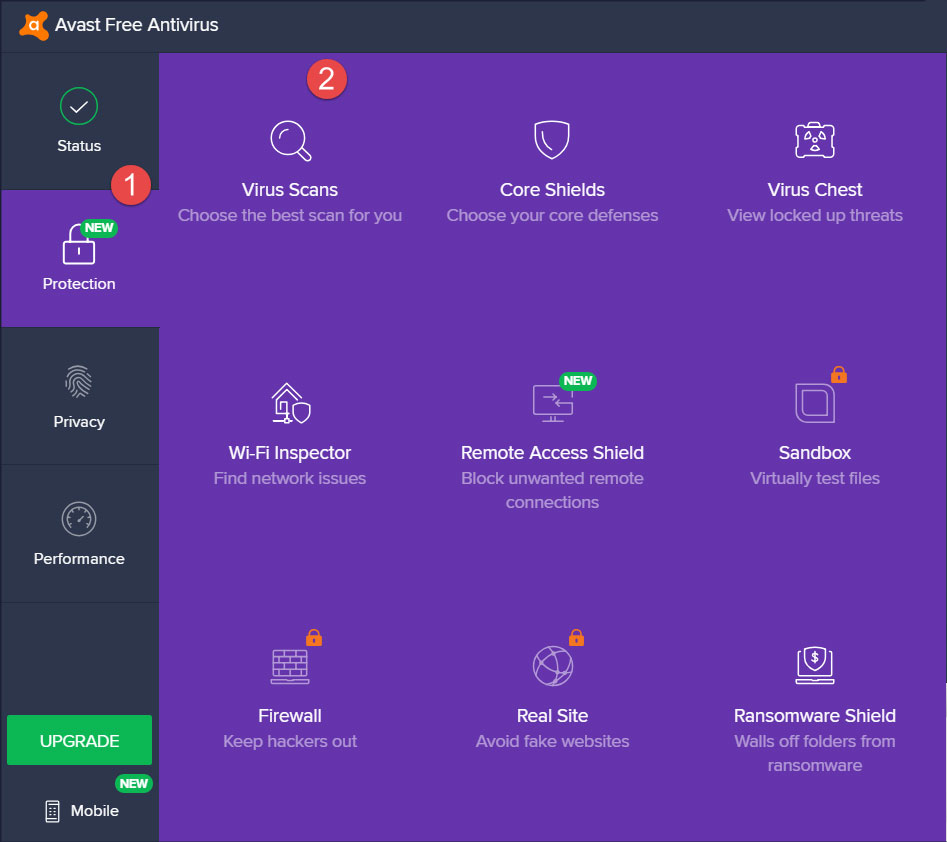 How to Schedule a Daily or Weekly Scan on Avast Free Antivirus