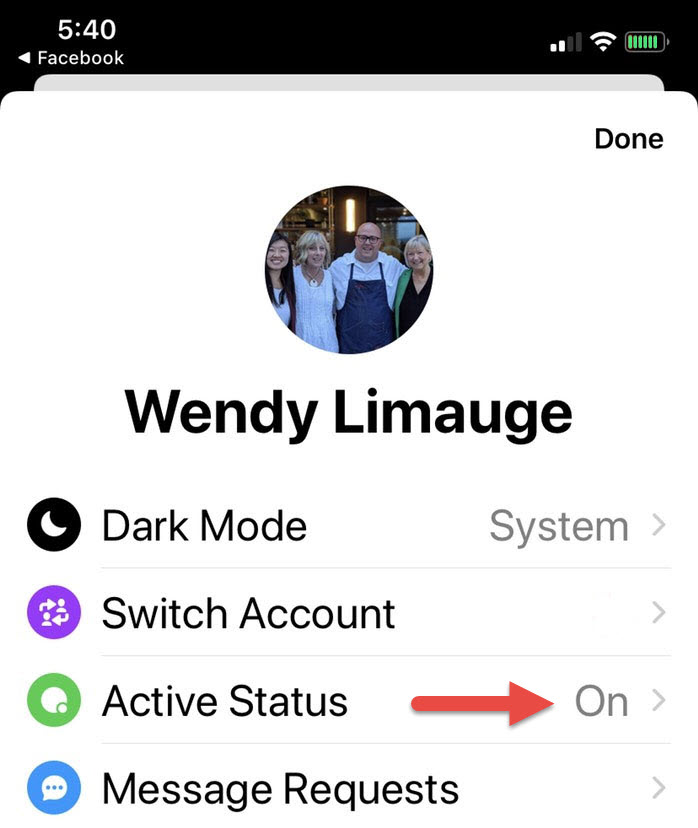 How to Disable Facebook Chat, Disable Active Status